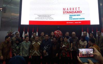 Perdalam Pasar Repo, OJK dan APEI Luncurkan Market Standar